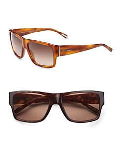 Dolce & Gabbana - Acetate Square Sunglasses