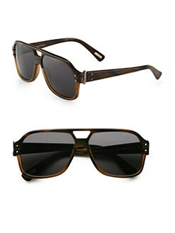 Lanvin - Modified Resin Aviator