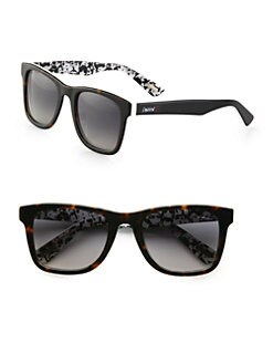 Lanvin - Resin Wayfarer Sunglasses
