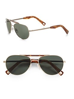 Mosley Tribes - Crane Aviator Sunglasses