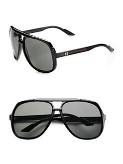Gucci - Navigator Sunglasses