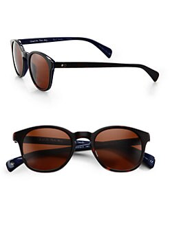 Paul Smith - Chaucer Vintage Sunglasses/Brown