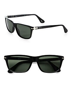 Persol - Acetate Rectangular Sunglasses
