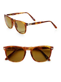 Persol - Vintage Keyhole Flat-Top Sunglasses