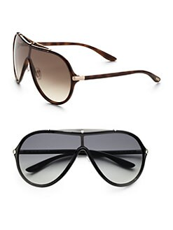 Tom Ford Eyewear - Ace Shield Sunglasses