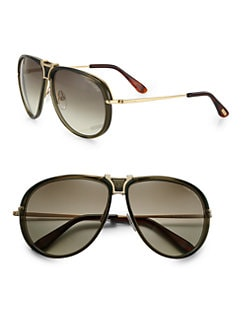 Tom Ford Eyewear - Metal Sunglasses