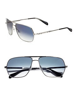 Oliver Peoples - Kelton Metal Aviators