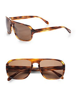 Oliver Peoples - Callan Acetate Sunglasses/Morrel