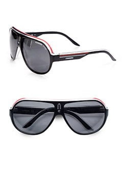 Carrera - Black Shield Sunglasses