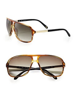 Givenchy - Navigator Wrap Sunglasses