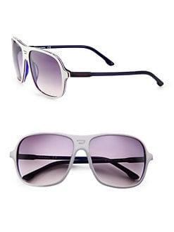 Diesel - Sporty Plastic Sunglasses