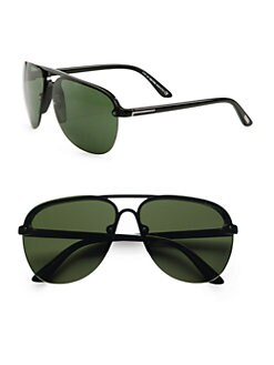 Tom Ford Eyewear - Wilder Aviator Sunglasses
