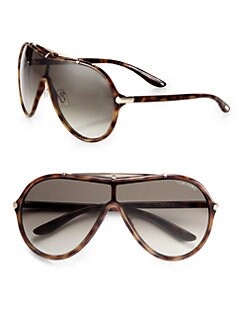 Tom Ford Eyewear - Ace Injection Sunglasses