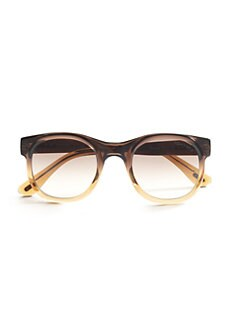 Tom Ford Eyewear - Modern Wayfarer Sunglasses
