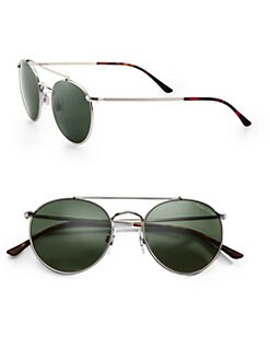 Ralph Lauren - Round Vintage Sunglasses