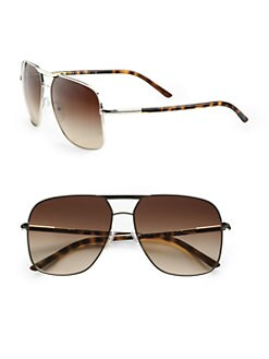 Prada - Square Sunglasses