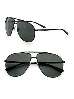 Dolce & Gabbana - Metal Pilot Sunglasses