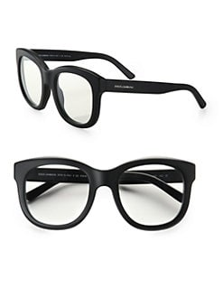 Dolce & Gabbana - Oversized Thick Opticals