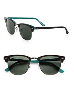 Ray-Ban - Plastic Clubmaster Sunglasses