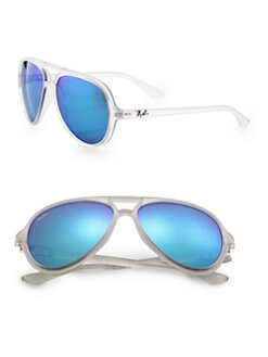 Ray-Ban - Plastic Boyfriend Aviators