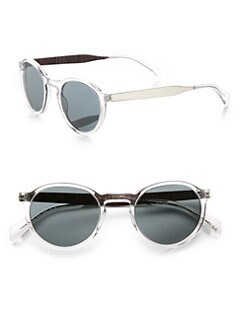 Paul Smith - Elson Round Sunglasses