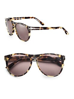 Tom Ford Eyewear - Plastic Aviator Sunglasses