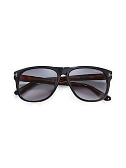 Tom Ford Eyewear - Olivier Plastic Sunglasses