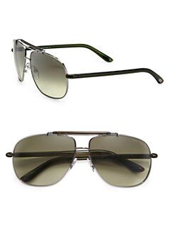 Tom Ford Eyewear - Adrian Aviator Sunglasses