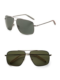 Mosley Tribes - Enforcer Aviator Sunglasses