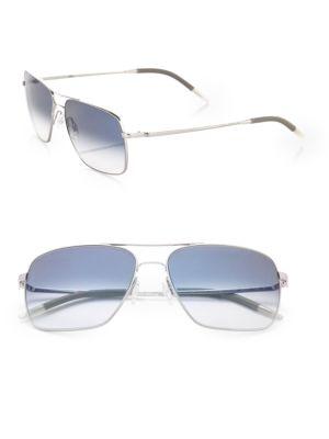 Clifton Aviator Sunglasses