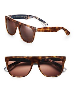 Super by Retrosuperfuture - Flat-Top Sunglasses