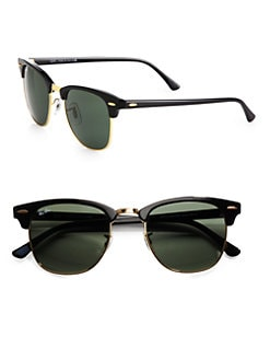 Ray-Ban - Classic Clubmaster Sunglasses