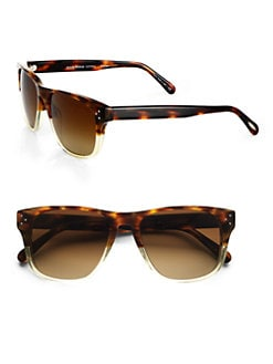 Oliver Peoples - DBS Oversized Sunglasses