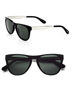 Oliver Peoples - Braverman Acetate Sunglasses