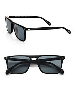 Oliver Peoples - Bernardo Plastic Sunglasses