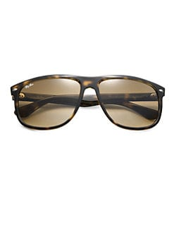 Ray-Ban - Flat-Top Boyfriend Sunglasses