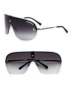 Carrera - Metal Shield Sunglasses