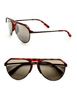 Givenchy - Modified Aviator Sunglasses