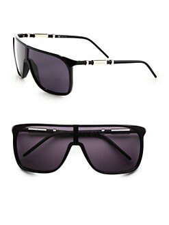 Givenchy - Resin Shield Sunglasses
