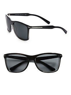 Prada - Arrow Wayfarer Sunglasses