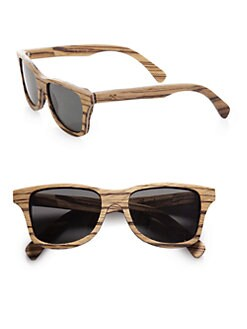 Shwood - Canby Wood Wayfarer Sunglasses