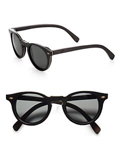 Shwood - Florence Wood Keyhole Sunglasses