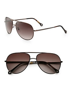 Ermenegildo Zegna - Metal Aviators