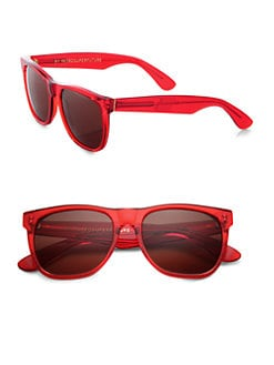 Super by Retrosuperfuture - Basic Transparent Sunglasses