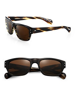 Oliver Peoples - Evason Acetate Sunglasses