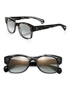 Oliver Peoples - Jannsson Acetate Sunglasses