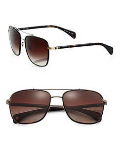 Paul Smith - Barrett Double-Bridge Sunglasses