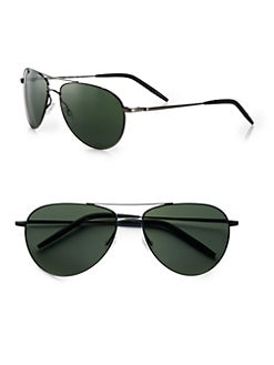 Oliver Peoples - Benedict Aviator Sunglasses