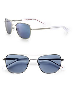 Mosley Tribes - Cayton Metal Sunglasses