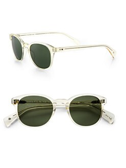 Paul Smith - Chaucer Acetate Sunglasses